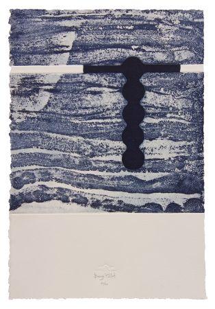 Etching And Aquatint Baroja-Collet - Símbolo marino