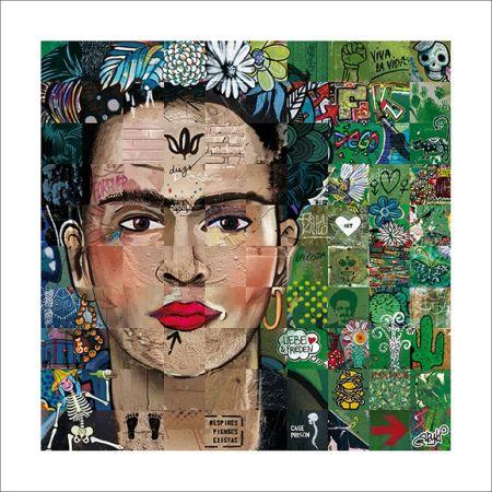 Poster Ary Kp - Sacrée Frida