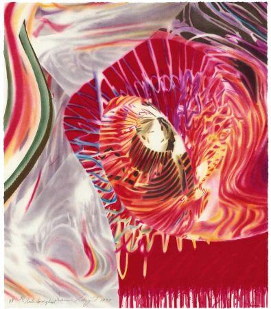 Lithograph Rosenquist - Sailor, Speed of Light