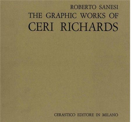 Illustrated Book Richards - Sanesi Roberto. The Graphic Work Of Ceri Richards.