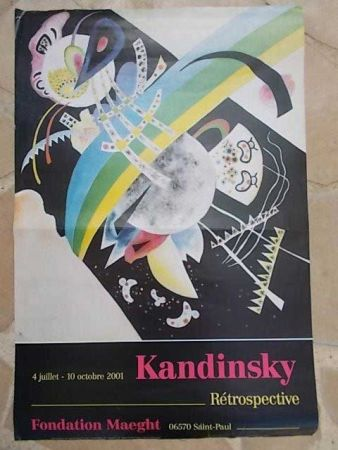 Poster Kandinsky - Sans