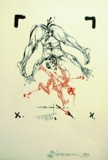 Lithograph Velickovic -