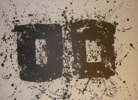 Lithograph Francis - Sans titre