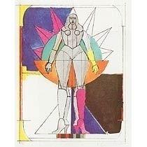 Lithograph Lindner - Sans titre