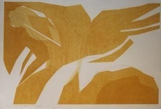 Lithograph Beaudin - Sans titre