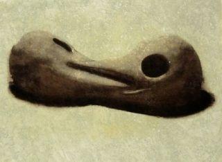 Etching And Aquatint Senise - Sans titre