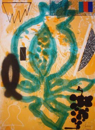 Lithograph Viladecans - Sans titre
