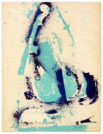 Lithograph Arman - Sans titre