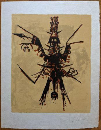 Lithograph Lam - Sans titre