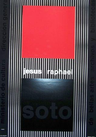 Poster Soto - Sans titre