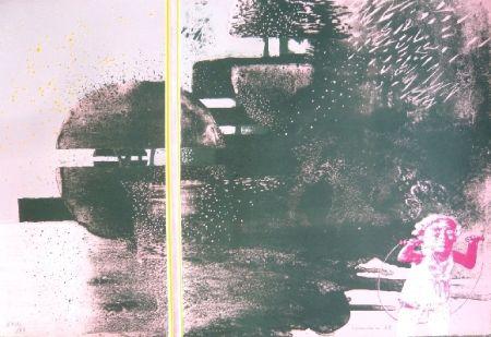 Lithograph Cremonini - Sans titre