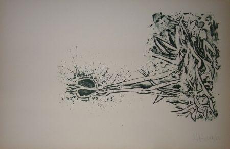 Lithograph Silva - Sans titre