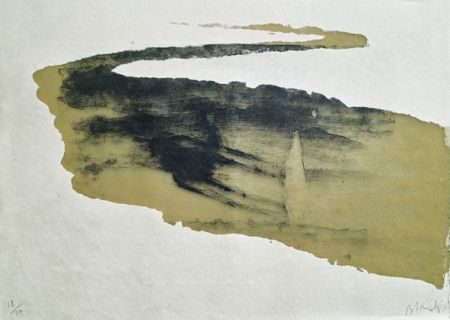 Lithograph Barcelo - Sans titre