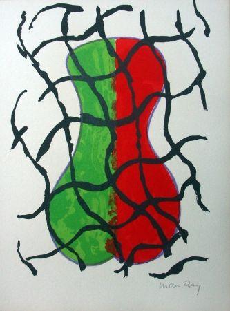 Lithograph Ray - Sans titre