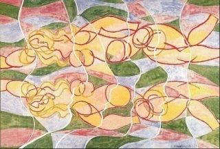 Lithograph Berrocal - Sans titre