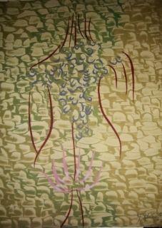 Lithograph Herold - Sans titre