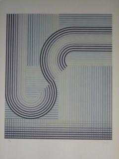 Lithograph Sempere - Sans titre