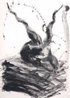 Etching And Aquatint Barcelo - Sans Titre