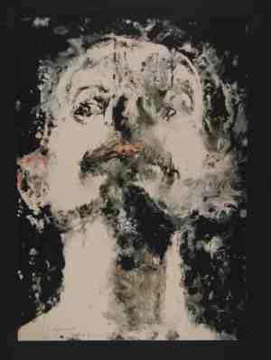 Lithograph Cognée  - Sans titre