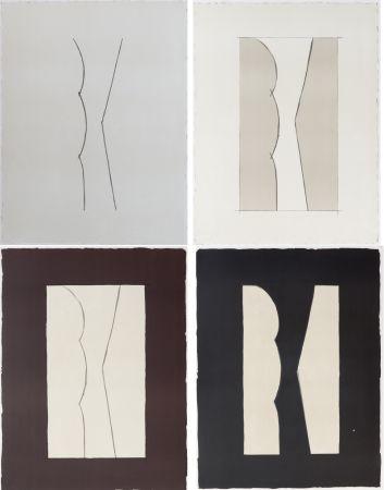 Lithograph Spescha - Sans titre