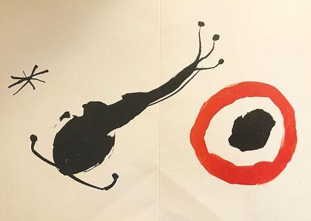Lithograph Miró (After) - Sans titre