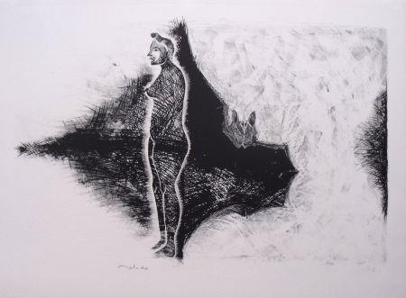 Lithograph Toledo - Sans Titre