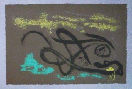 Lithograph Masson - Sans titre