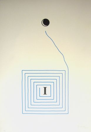 Lithograph Brossa - Sans titre