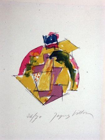 Lithograph Villon - Sans titre 2