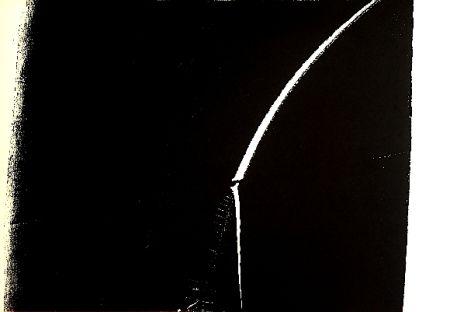 Lithograph Hartung - Sans titre 2