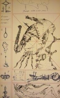 Lithograph Ponç - Sans titre 2