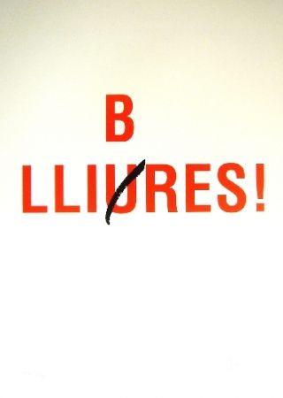 Lithograph Brossa - Sans titre 5