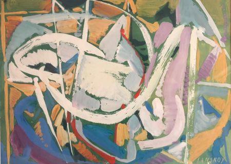 No Technical Lanskoy - Sans titre  (c. 1960)