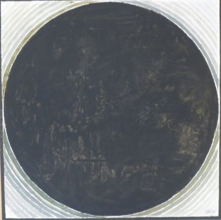 Lithograph Raza - Sans titre I
