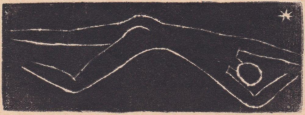 Woodcut Benoit - Sans titre [Nu]