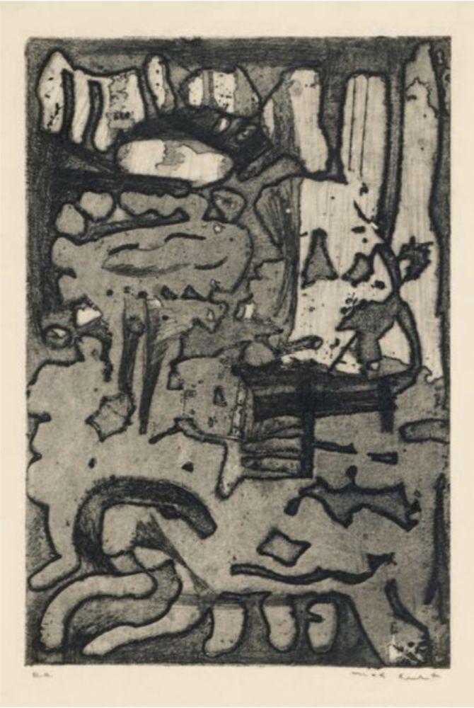 Engraving Ernst - Sans titre / Untitled