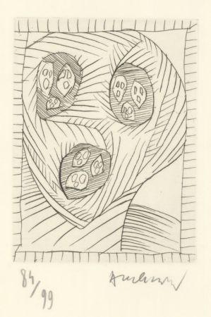 Lithograph Alechinsky - Sans titre / Untitled