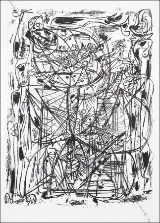 Lithograph Jorn - Sans Titre / Untitled.