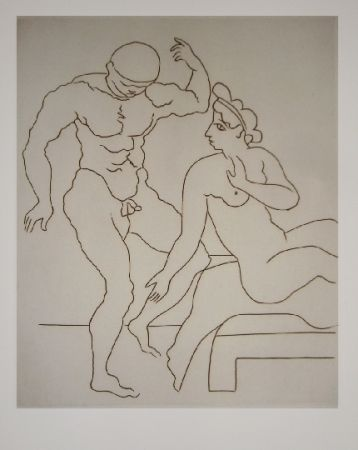Etching Derain - Satyricon 13