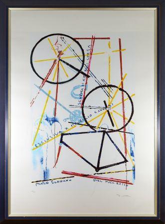 Screenprint Schifano - Schema di kit bici da corsa