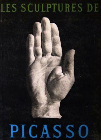 Illustrated Book Picasso (After) - Sculptures de Picasso par Brassaï