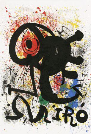 Lithograph Miró - Sculptures et céramiques