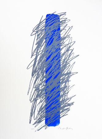 Screenprint Bechtold - Señas en el espacio
