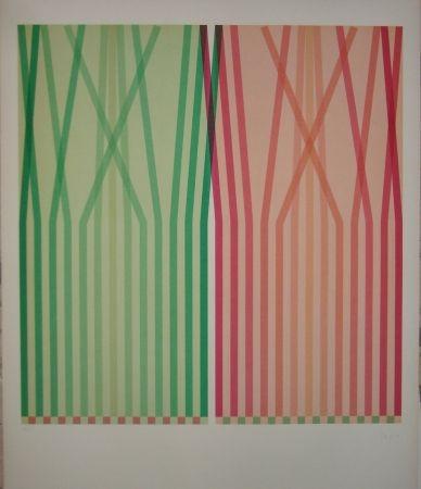 Lithograph Sempere - Se2
