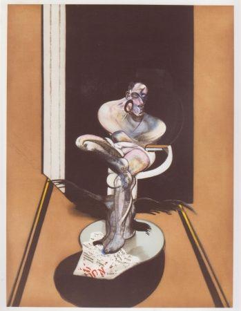 Aquatint Bacon - Seated Figure