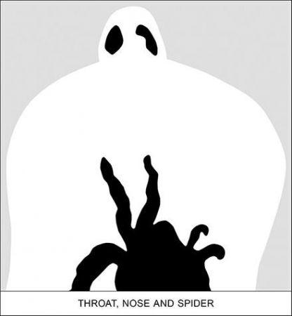 Numeric Print Baldessari - SEDIMENT: THROAT, NOSE AND SPIDER