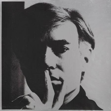 Screenprint Warhol - Self-Portrait (FS II.16)