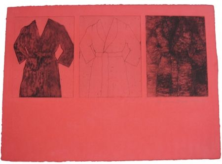 Etching And Aquatint Dine -
