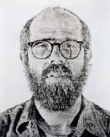 No Technical Close - Self Portrait (2)