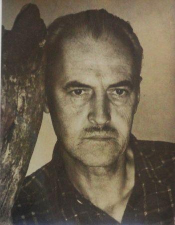 Photography Cramer - Self Postrait 1948